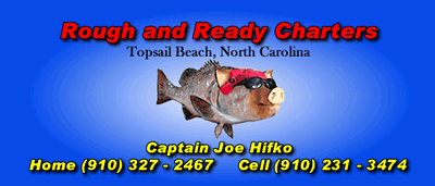 Topsail Beach Charter Fishing