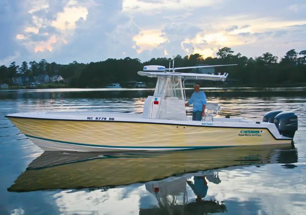 Deep sea fishing charters topsail nc for Topsail island fishing