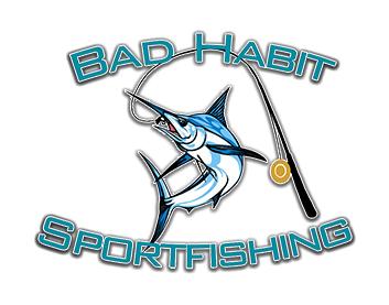 Bad Habit Sportfishing Logo