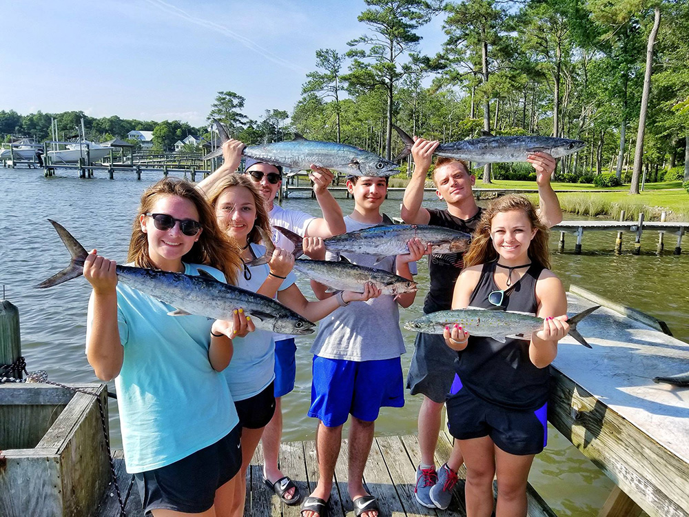 Fishing Charters Sneads Ferry NC